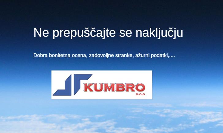 RAČUNOVODSKI SERVISI_KUMBRO