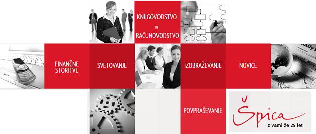 računovodski servisi - ŠPICA